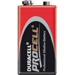 "Duracell ""Procell"" 9V Battery"