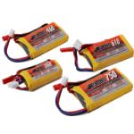 Rhino 2S (7.4V) 20C/30C Lipoly Pack