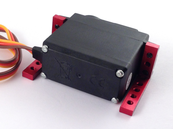 Fingertech Robotics Motors Mounts Fingertech Servo