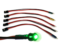 FingerTech Power LED with Clip