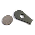 FingerTech 2inch x 3mm Asymmetric Weapon Bar