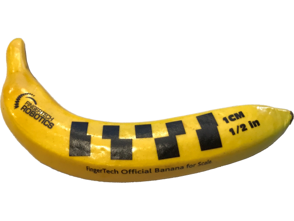 FingerTech Official Banana for Scale