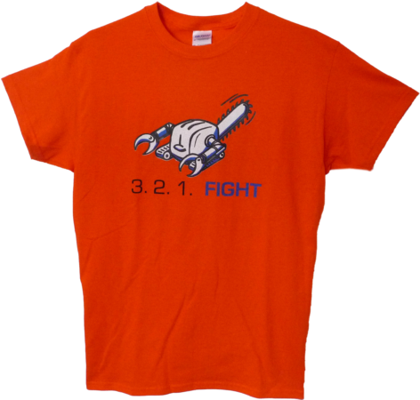 FingerTech Team Toasterbot T-Shirt