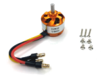 D2822/17 Brushless Outrunner 1100KV 4mm shaft