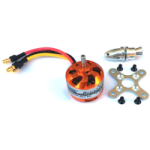 D2822/17 Brushless Outrunner 1100KV 3.175mm shaft