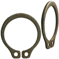 "7/16"" Snap Rings (pair)"