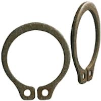 """7/16"""" Snap Rings (pair)"""